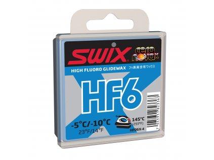 SWIX Vosk HF06X-4 vysoko fluorový 40g