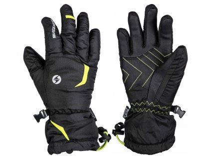 blizzard reflex jnr ski gloves 9