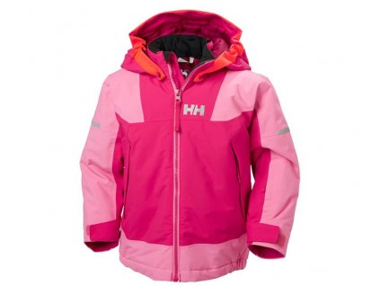 Bunda HELLY HANSEN K Velocity 2 Jacket Bright Rose