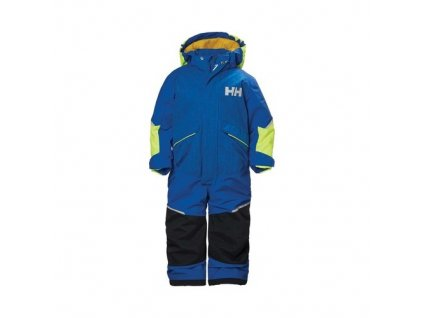 Kombinéza HELLY HANSEN K RIDER INSULATED SUIT Olympian Blue