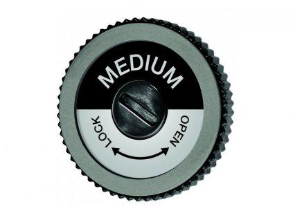 SWIX Náhradní disk pro Evo Pro Edge Tuner- Střední