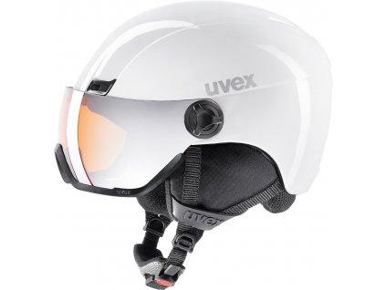 Přilba UVEX HLMT 400 Visor White