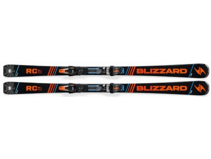 BLIZZARD RC Ti + IQ Power 12 TCX 17/18