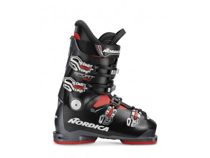 Lyžáky NORDICA SPORTMACHINE 80 Anthracite/Black/Red 17/18