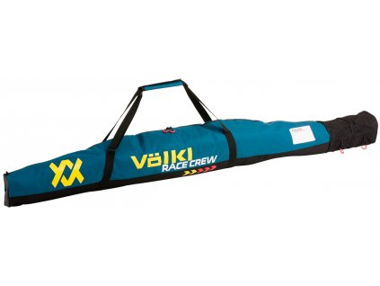 VOLKL Race Single Ski Bag 165+15+15 cm Blue