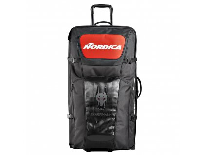 NORDICA Race XL Duffle Roller Doberman Black/Red