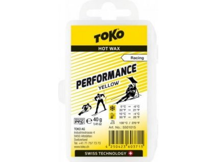 TOKO Performance Yellow 40g