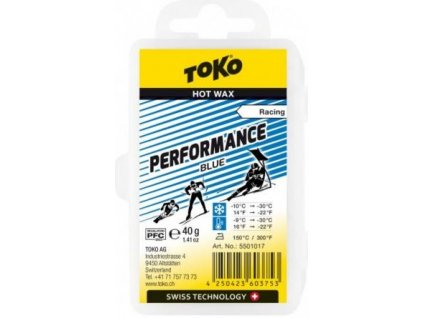 TOKO Performance Blue 40g