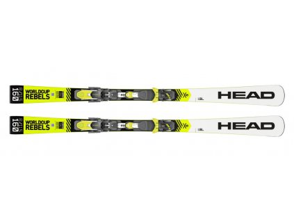 HEAD WC Rebels i.SL + FF EVO 11 19/20