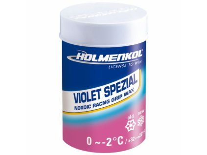 HOLMENKOL GRIP Violet Spezial 0°C/-2°C