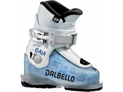 Lyžáky DALBELLO GAIA 1.0 JR White/Blue