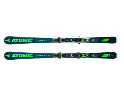 atomic redster x5 gr bl 163 cm e ft 11 gw bl wh[1]