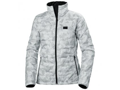 Bunda HELLY HANSEN W LIFALOFT INSULATOR JACKET Grey Fog