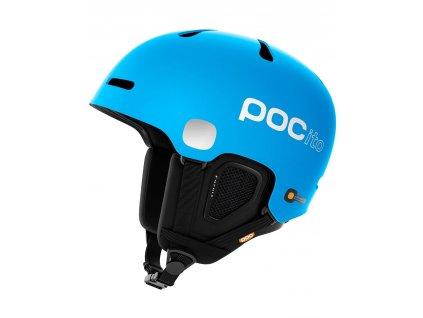 Přilba POCito Fornix Fluorescent blue