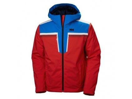Bunda HELLY HANSEN Dukes Jacket Alert Red