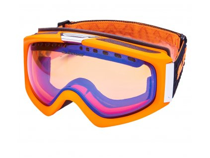 BLIZZARD 933 MDAVZS Neon Orange Matt
