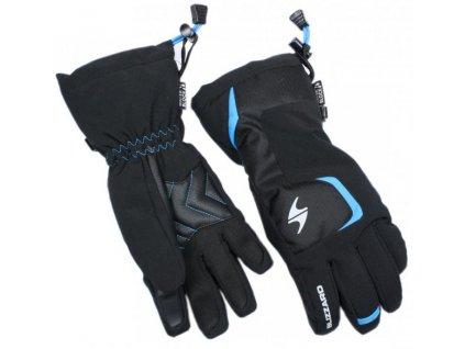 Rukavice BLIZZARD Reflex Junior Black/Blue