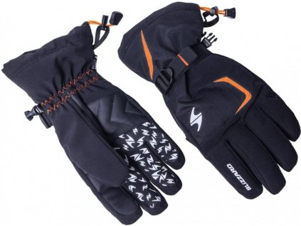 Rukavice BLIZZARD Reflex Black/Orange