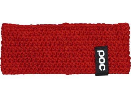 Čelenka POC Crochet Red