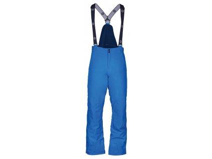 Kalhoty BLIZZARD MENS SKI PANTS ISCHGL Bright Blue
