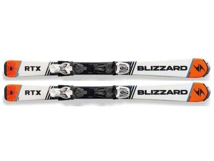 BLIZZARD RTX JR S + Marker FDT 4,5