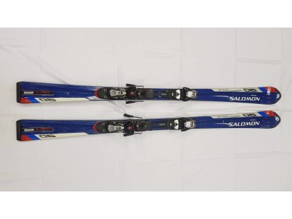 SALOMON STREETRACER 06 156cm