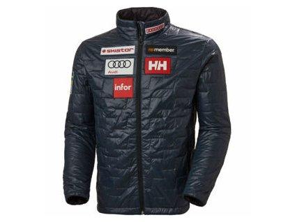 helly hansen lifaloft insulator jacket blu 0