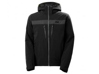 Pánská zimní bunda HELLY HANSEN Omega Jacket Black