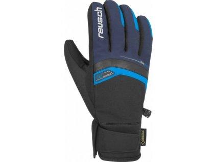rukavice reusch bruce gxt dress blue black[1]