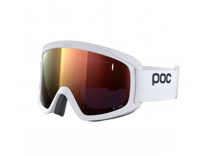 POC Opsin Clarity Hydrogen White/Spektris Orange