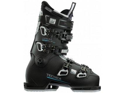 TECNICA Mach Sport LV 85 W Black 20/21