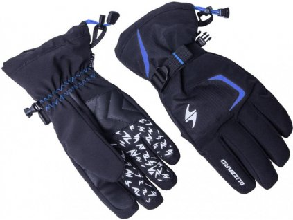 Rukavice BLIZZARD Reflex Black/Blue