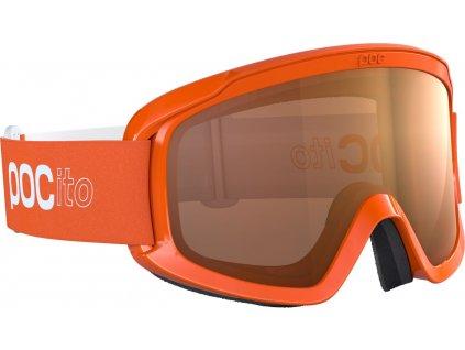 POC POCito Opsin Fluorescent Orange/Orange NO Mirro