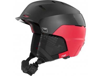 61761537669A Marker Phoenix MAP Helm black red[1]