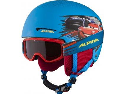 alpina lyzarska helma zupo set disney cars 48 52[1]