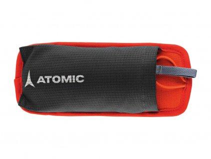atomic soft flask holder bright redblack 120184