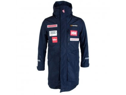 helly hansen mens sweden team rigging coat swe navy f