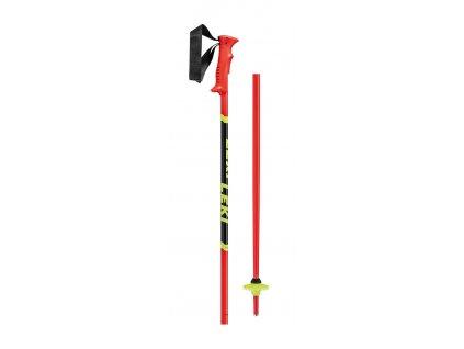 racing kids fluorescent red black neonyellow