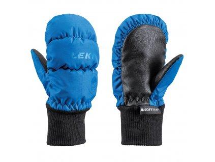 rukavice leki little eskimo mitt short sky blue 1