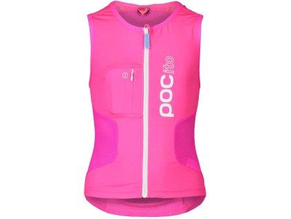 POCito VPD AIR VEST Fluorescent Pink