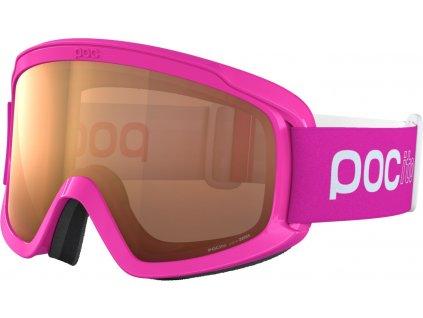 POC POCito OPSIN Fluorescent Pink/Orange No Mirror
