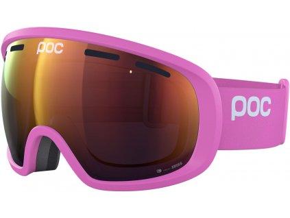POC FOVEA CLARITY Actinium Pink/Spektris Orange