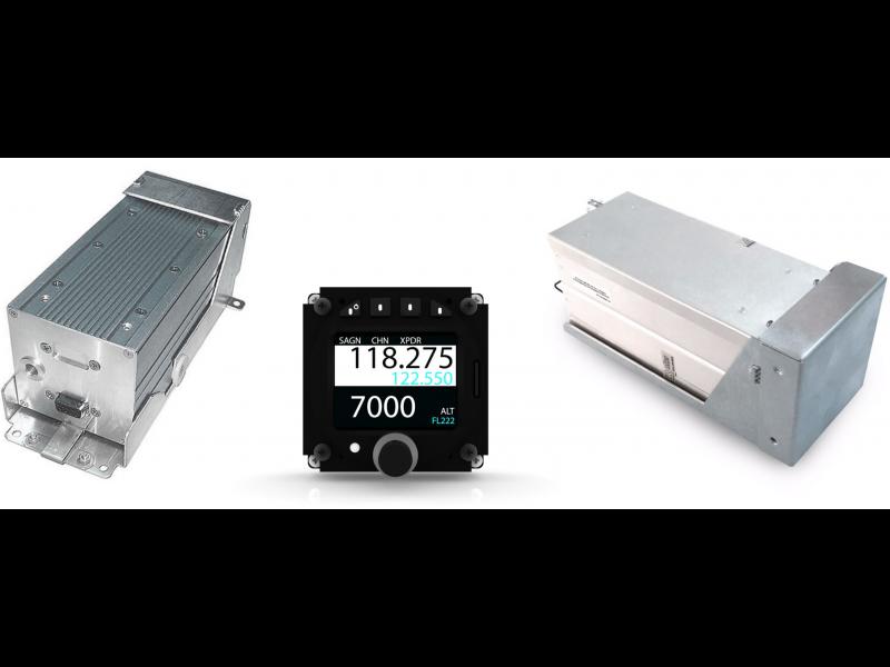 AIR Control Display, KRT-2 and VT-01 Transponder Kit