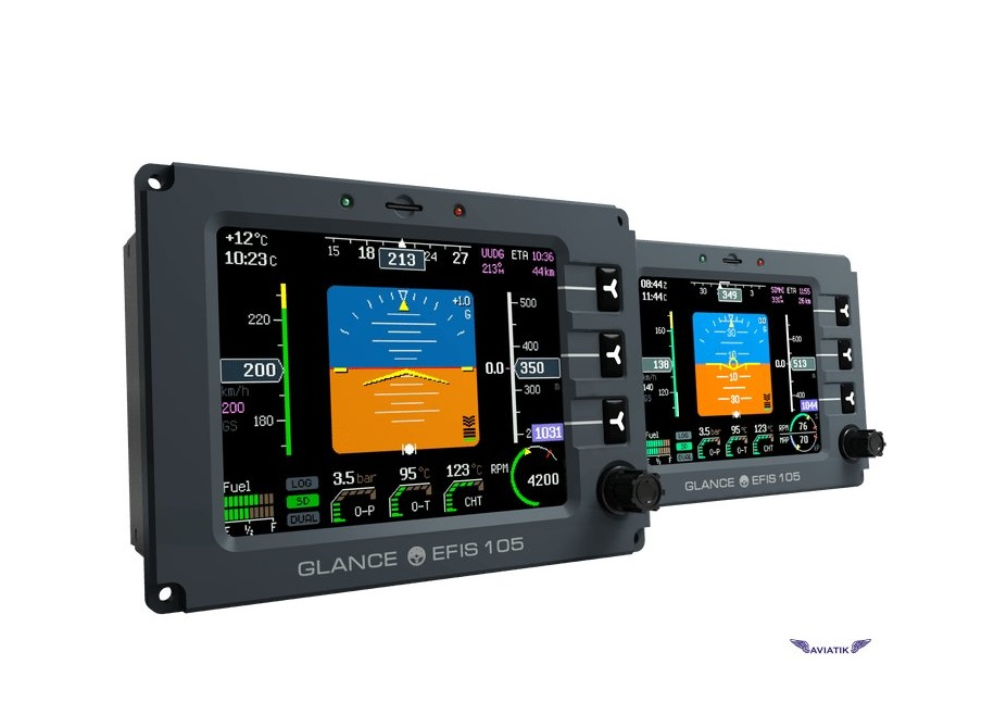 Glance EFIS 105 Full