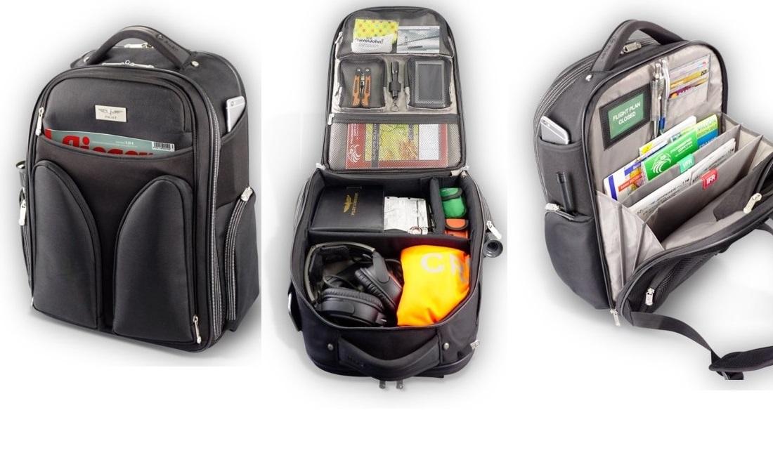 Pilotní batoh