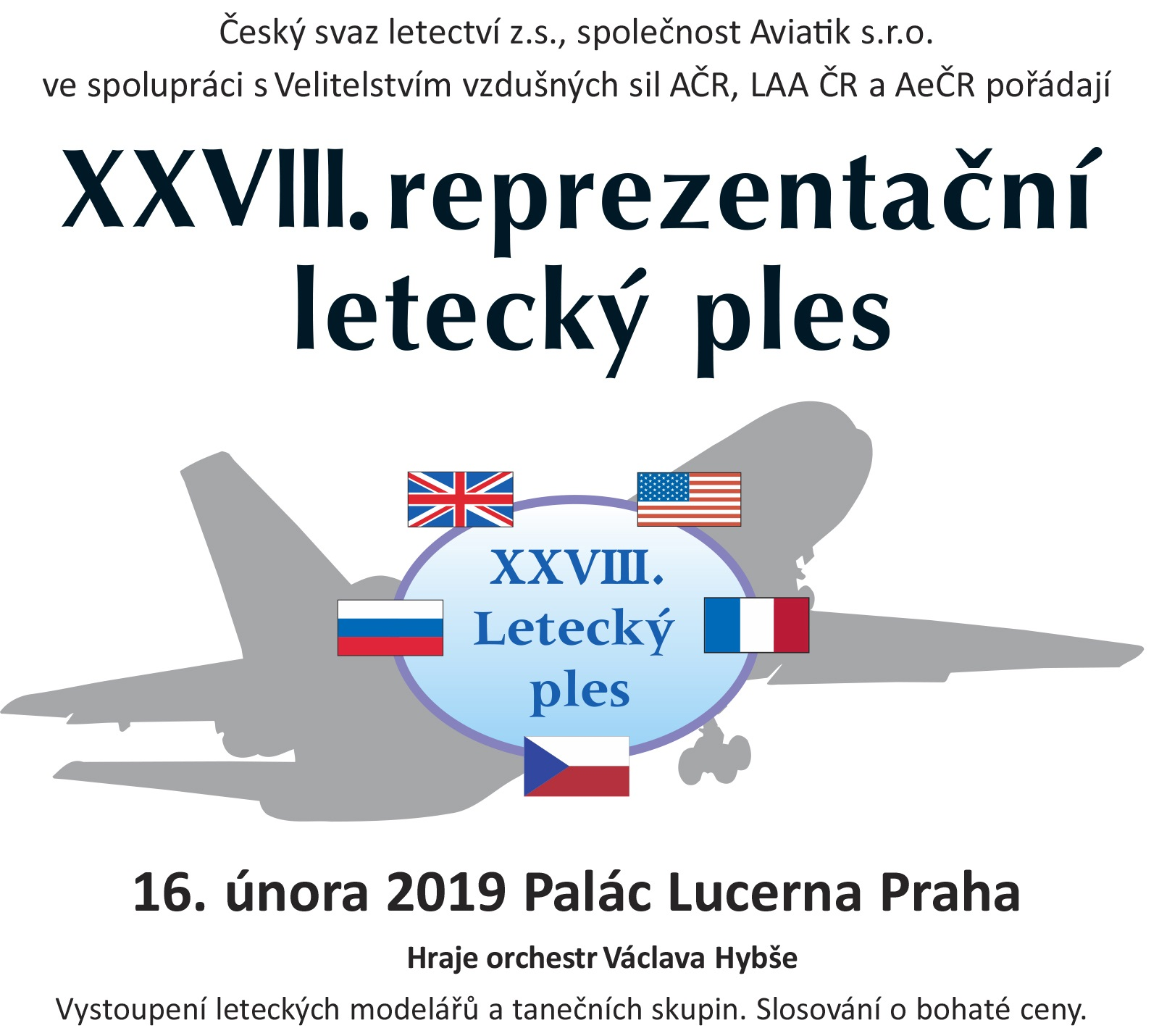 XXVIII. Reprezentační letecký ples