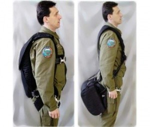 Záchranný padák pro piloty