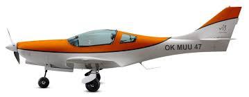 UL letadla