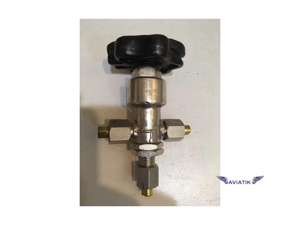 Kyslíkový ventil KV 2MS