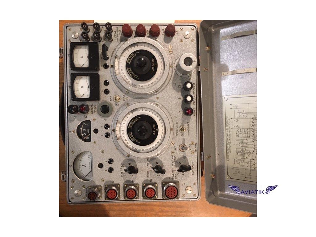 Měřící přístroj PA AGD-1  Měřící přístroj